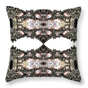 Bubble Chic  Throw Pillow