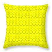 Bubbles All Over The Place 19 Throw Pillow