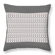 Bubbles All Over The Place 2 Throw Pillow