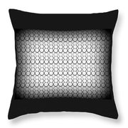 Bubbles All Over The Place 7 Throw Pillow
