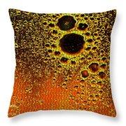 Bubbliana Catus 1 No.2 H A Throw Pillow