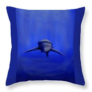 Bubblova Throw Pillow