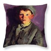 Bucko O Malley Charles 1924 Throw Pillow