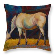 Buckskin Throw Pillow