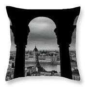 Budapest, Hungary Throw Pillow