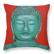 Buddah I Throw Pillow