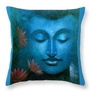 Buddha Throw Pillow
