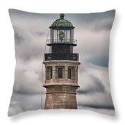 Buffalo Lighthouse 5848 Throw Pillow
