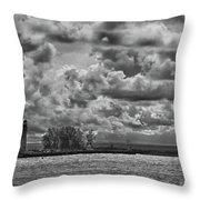 Buffalo Lighthouse 8111 Throw Pillow