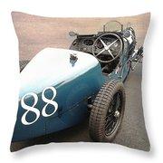 Bugatti Type 35 # 88 Throw Pillow