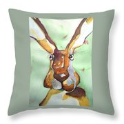 Bugsy Malone Throw Pillow