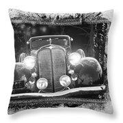 Buick Throw Pillow