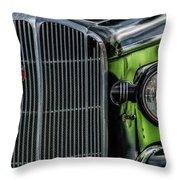Buick Molson Washington Throw Pillow