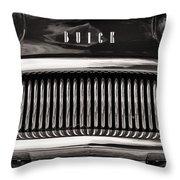Buick Riviera Throw Pillow