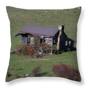 Buildings 8 Throw Pillow