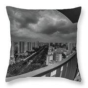 Bukit Batok Throw Pillow