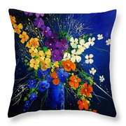 Bunch 0408 Throw Pillow
