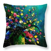 Bunch 0807 Throw Pillow