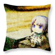 Bungaku Shoujo Throw Pillow