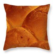 Buns Throw Pillow