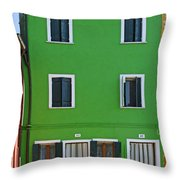 #40 And #42 Throw Pillow