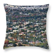 Burbank Ca Throw Pillow