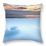 Burgas Throw Pillow