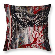 Butterfly 04 Throw Pillow