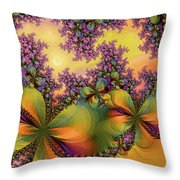 Butterflies 2 Throw Pillow