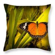 Butterfly 23 Throw Pillow