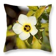 Butterfly Bush Throw Pillow