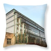 Jewel Box St. Louis Throw Pillow