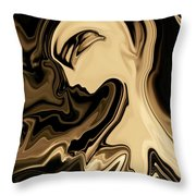Butterfly Princess Throw Pillow