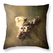 Butterfly Spirit #01 Throw Pillow