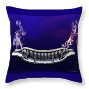 Buuick 8 Grille Throw Pillow
