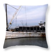 Buy Boat Nora W Throw Pillow