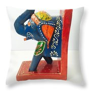 Buy Elephant Home Decor Product Throw Pillow
