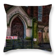 Buy Felicity Methodist - Nola Throw Pillow