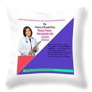 Buy Matulane Natulan Throw Pillow