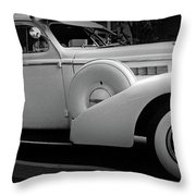 Bw Buick 8 Throw Pillow