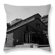 Bw Vancouver Salt Co. Throw Pillow