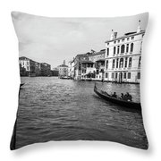 Bw Venice Throw Pillow