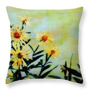 By And By Throw Pillow