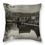 Byrd Park Pumphouse 3711t_s2 Throw Pillow