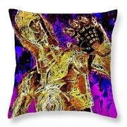 C-3po Throw Pillow by Matra Art