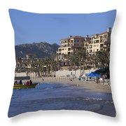 Cabo San Lucas - Mexico Throw Pillow