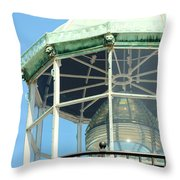 Cabrillo Lighthouse 1 Throw Pillow