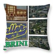 Cabrini 60610 Throw Pillow
