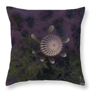 Cactus Eve Throw Pillow