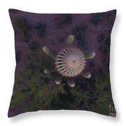 Cactus Eve Throw Pillow